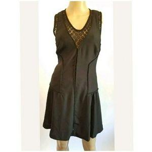 W118 By Walter Baker Summer Sleeveless Black Dress
